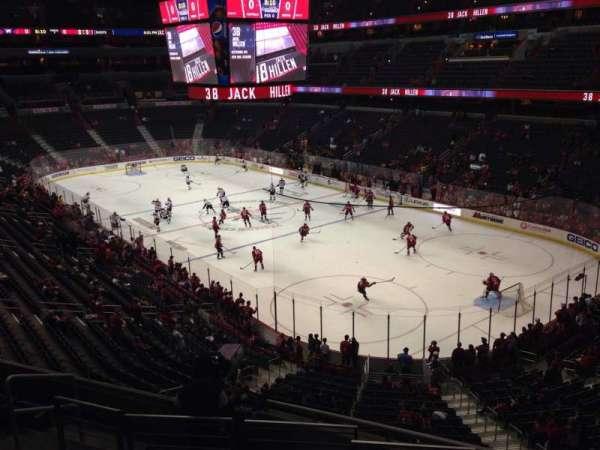 Capital One Arena, secção: 220, fila: G, lugar: 6