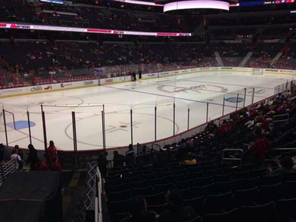 Capital One Arena, secção: 119, fila: R, lugar: 11