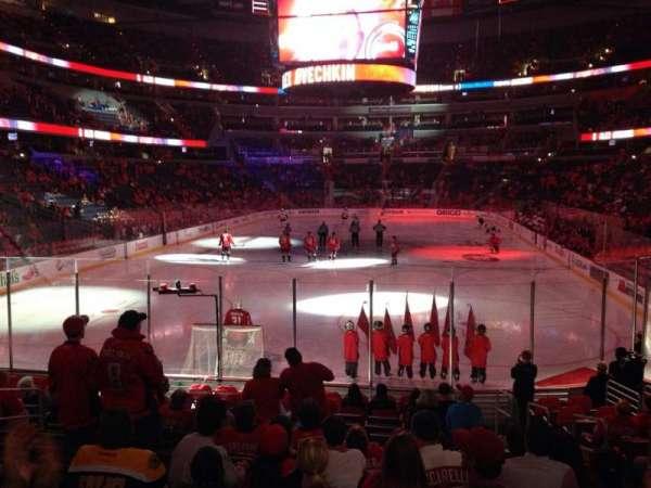 Capital One Arena, secção: 118, fila: O, lugar: 9