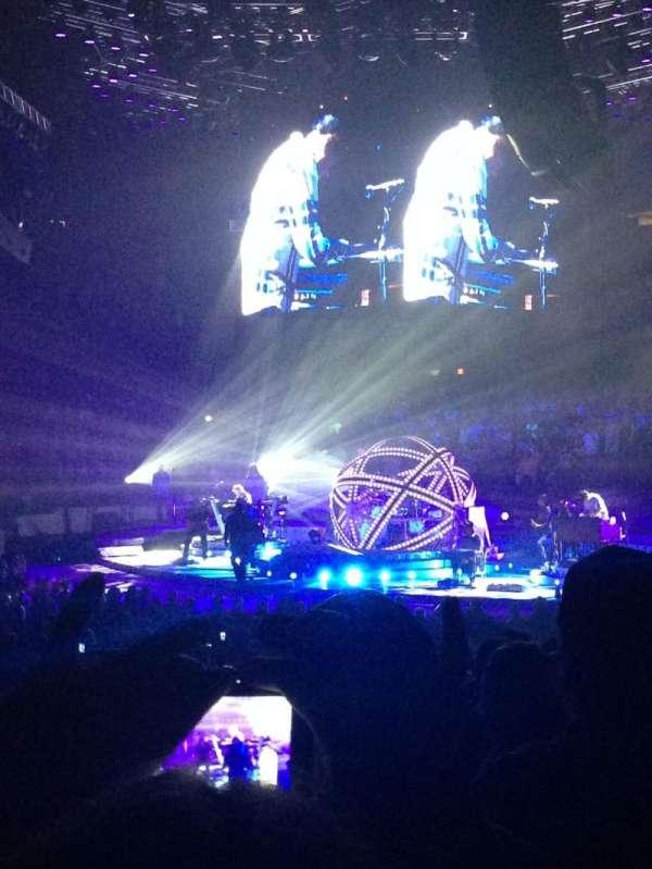 Allstate Arena, secção: 111, fila: K, lugar: 9