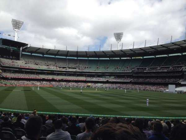Melbourne Cricket Ground, secção: M7