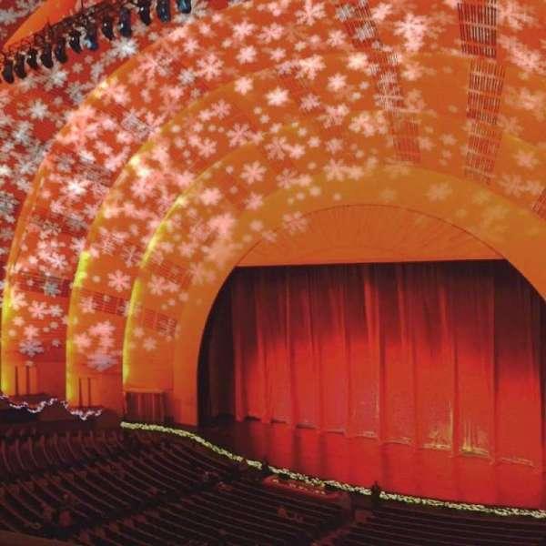 Radio City Music Hall, secção: 2nd Mezzanine 2, fila: B, lugar: 201