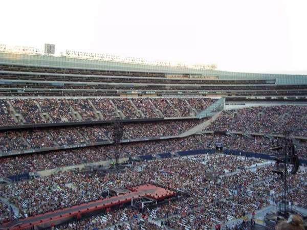 Soldier Field, secção: 443, fila: 11
