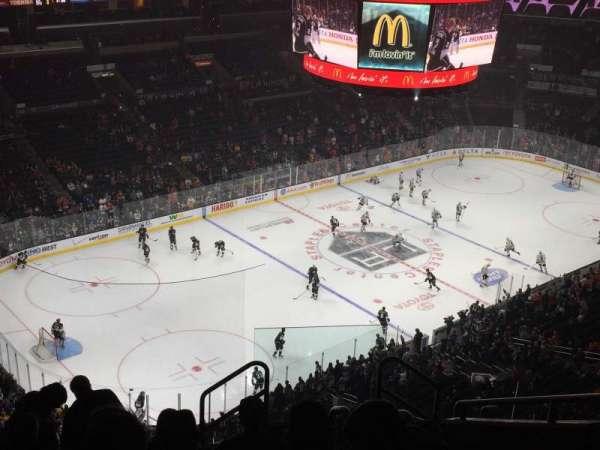 Staples Center, secção: 305, fila: 9, lugar: 3