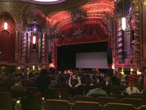 Kings Theatre (Brooklyn), secção: 8, fila: GG, lugar: 34