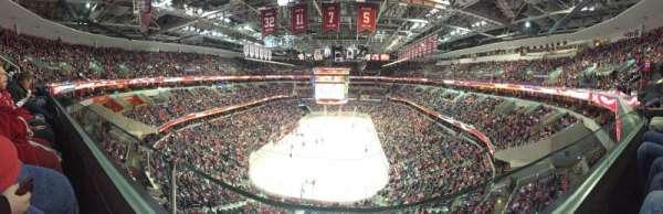 Capital One Arena, secção: 409, fila: a, lugar: 11