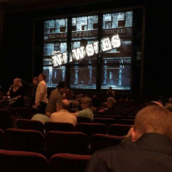 Hollywood Pantages Theatre, secção: Orchestra RC, fila: R, lugar: 205