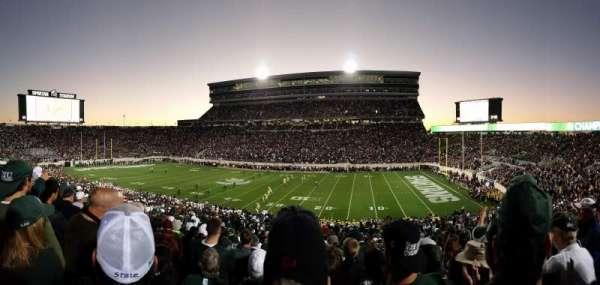 Spartan Stadium, secção: 6, fila: 44, lugar: 35