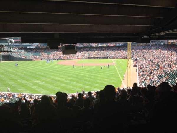 Oriole Park at Camden Yards, secção: 79, fila: 13, lugar: 15