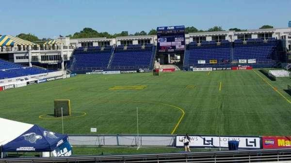 Navy-Marine Corps Memorial Stadium, secção: B, fila: 5, lugar: 11