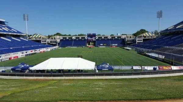 Navy-Marine Corps Memorial Stadium, secção: b, fila: 5, lugar: 35