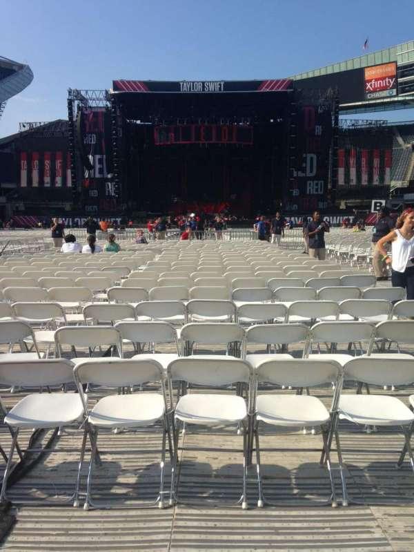 Soldier Field, secção: H, fila: 26, lugar: 3,4