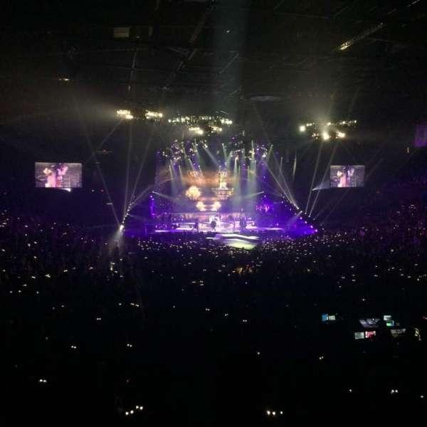 Allstate Arena, secção: 215, fila: 3, lugar: 2