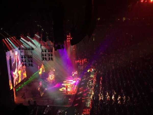 Scotiabank Arena, secção: 310, fila: 3, lugar: 18