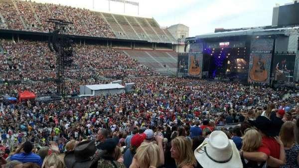 Ohio Stadium, secção: 15A, fila: 18, lugar: 4-5