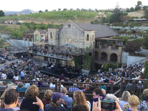 Mountain Winery, secção: GA, fila: NA, lugar: NA