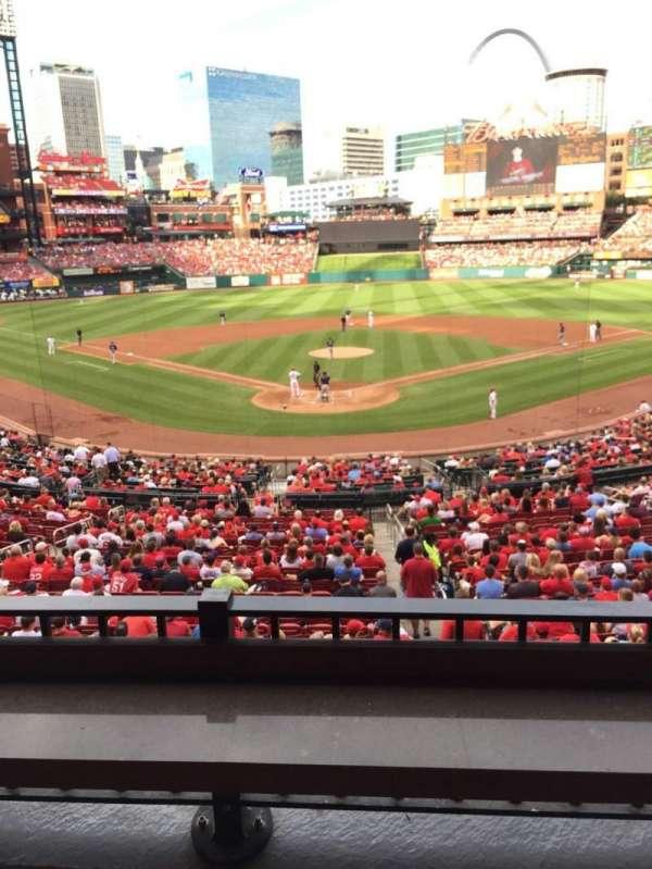 Busch Stadium, secção: Luxury, fila: Suite, lugar: 15