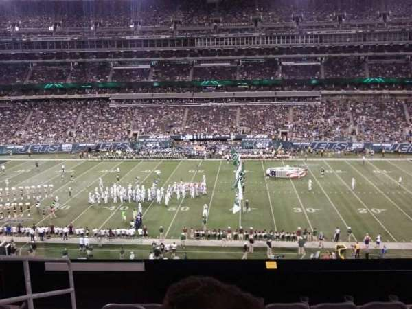 MetLife Stadium, secção: 212, fila: 6, lugar: 21 AND 22