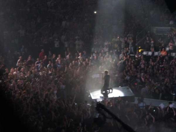 Scotiabank Arena, secção: 116, fila: 27, lugar: 19-22