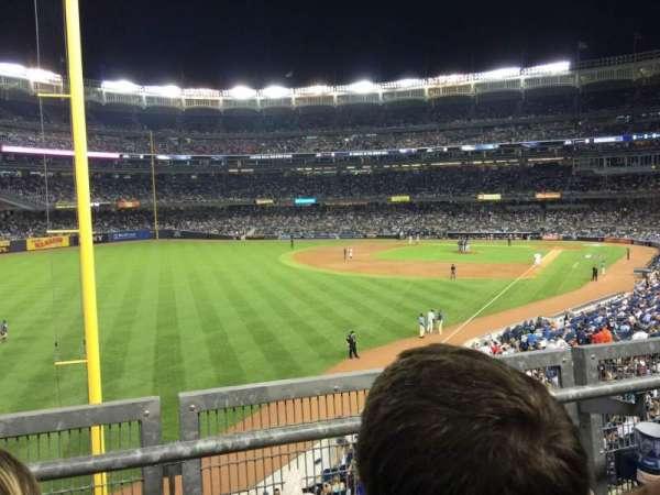 Yankee Stadium, secção: 232A, fila: 2, lugar: 9-10