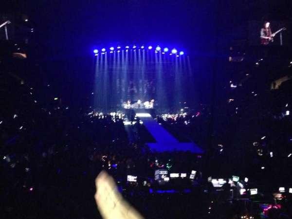 Staples Center, secção: 208, fila: 3, lugar: 9