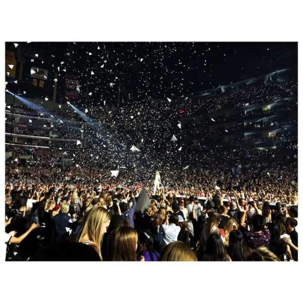 Staples Center, secção: 118, fila: 3, lugar: 3