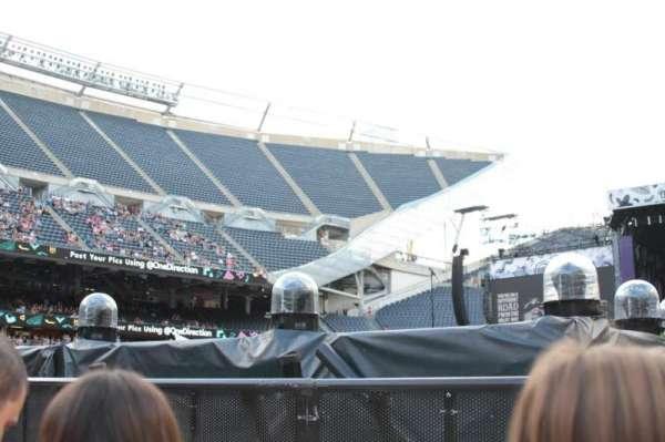 Soldier Field, secção: C3, fila: 22, lugar: 16