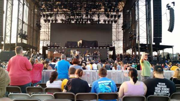 Hershey Park Stadium, secção: B, fila: 25, lugar: 17