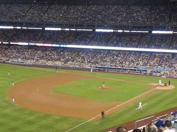 Dodger Stadium, secção: 39RS, fila: N, lugar: 14