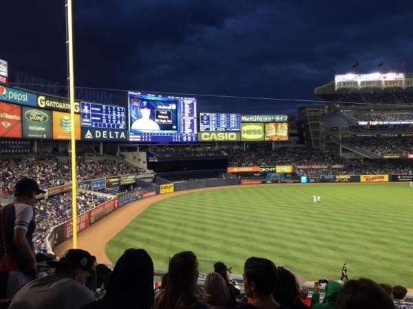 Yankee Stadium, secção: 229, fila: 9, lugar: 13