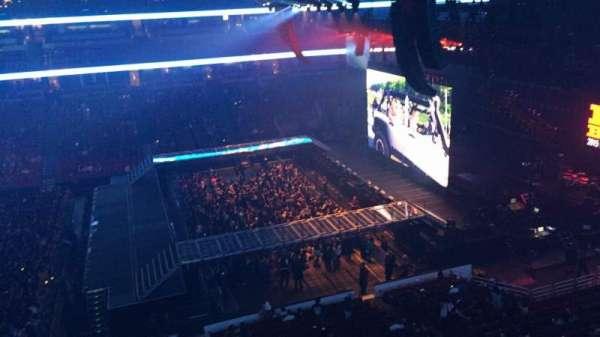 Honda Center, secção: 433, fila: A, lugar: 10