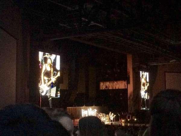 PNC Music Pavilion, secção: 9, fila: o, lugar: 25