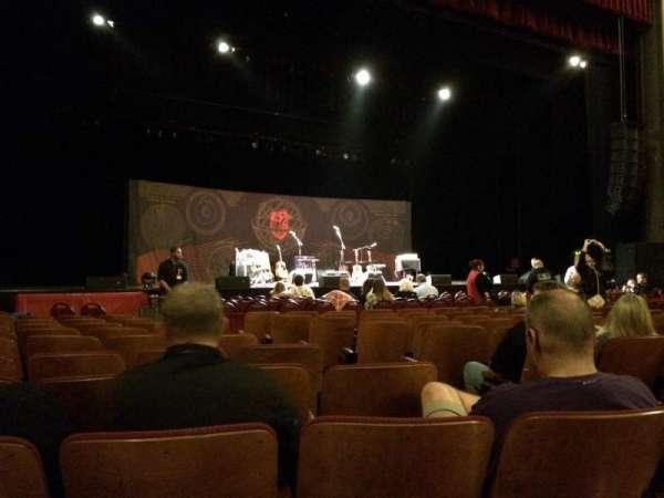 Chicago Theatre, secção: Mnfl3l, fila: Kk