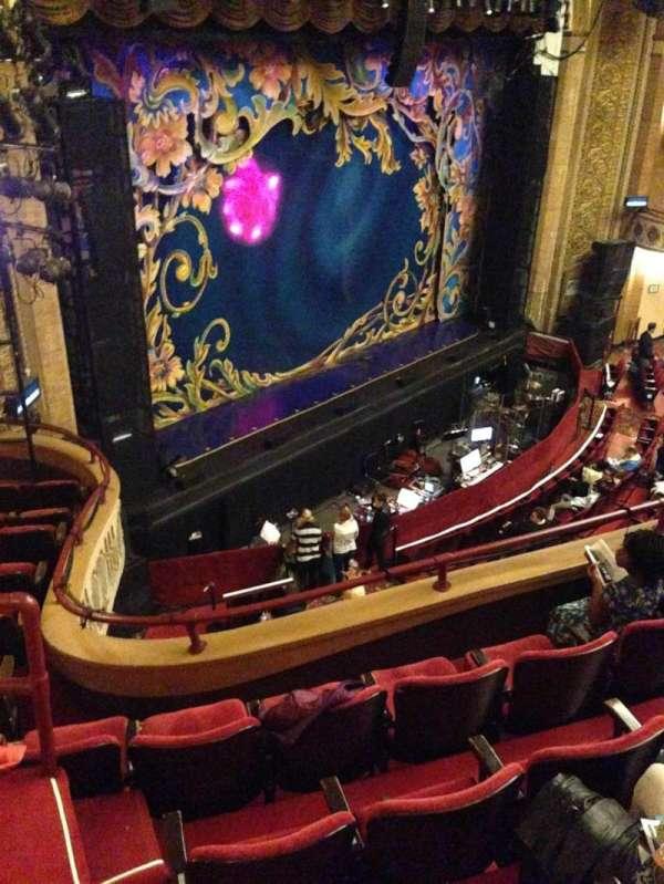 Palace Theatre (Stamford), secção: Mezzanine, fila: C, lugar: 17
