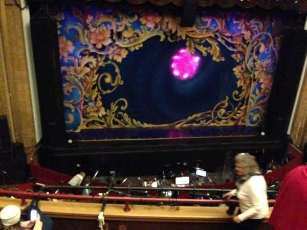Palace Theatre (Stamford), secção: Mezzanine, fila: D, lugar: 105