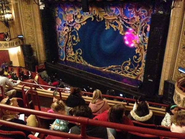 Palace Theatre (Stamford), secção: Mezzanine, fila: E, lugar: 8