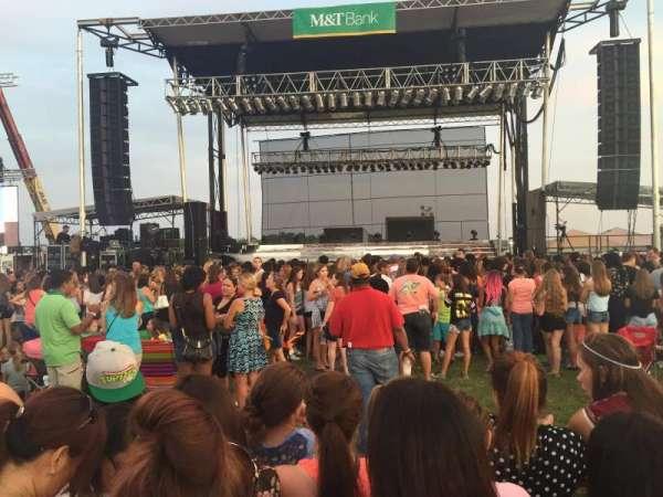 Maryland State Fair, secção: GA, fila: n/a, lugar: n/a