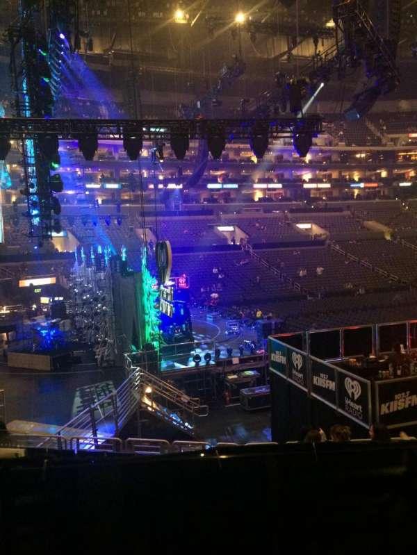 Staples Center, secção: 114, fila: 18W, lugar: 5