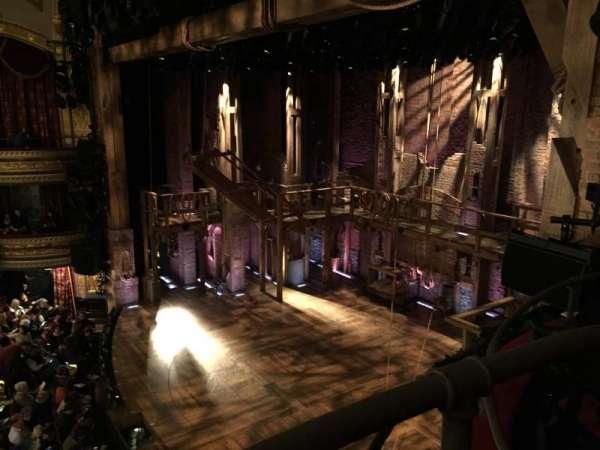 Richard Rodgers Theatre, secção: Box H, fila: 1, lugar: 1