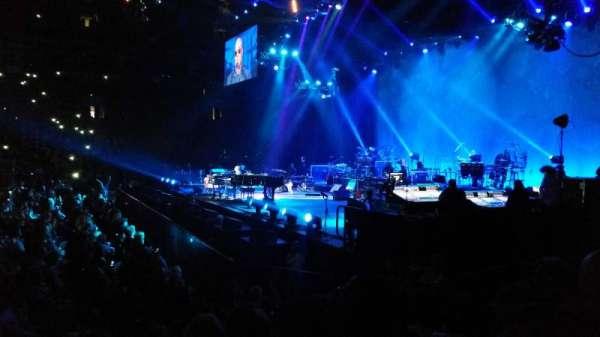 Scotiabank Arena, secção: 118, fila: 8, lugar: 7