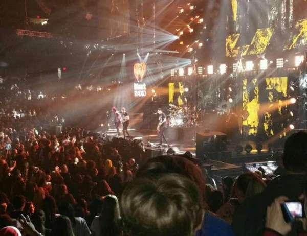 Allstate Arena, secção: 110, fila: k, lugar: 28