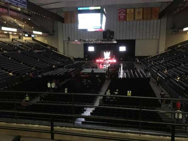 Royal Farms Arena, secção: 228, fila: C, lugar: 12