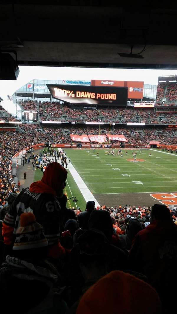 FirstEnergy Stadium, secção: 118