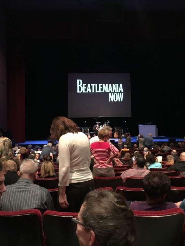 Bob Carr Theater, secção: orchestra, fila: KK, lugar: 21