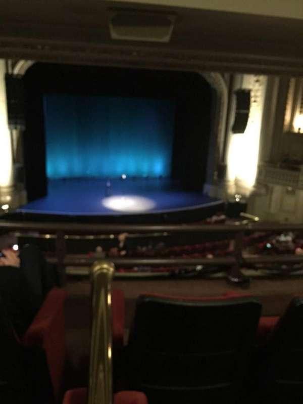 Majestic Theatre - Dallas, secção: Mezz S, fila: 3, lugar: 4