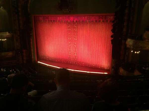 New Amsterdam Theatre, secção: Mezzanine R