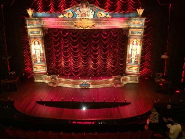 Walter Kerr Theatre, secção: Mezzanine C, fila: B, lugar: 107