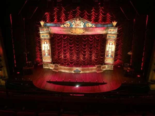 Walter Kerr Theatre, secção: Mezzanine C, fila: G, lugar: 107