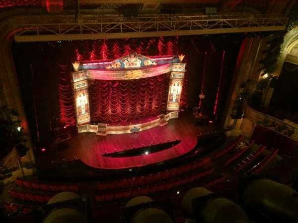 Walter Kerr Theatre, secção: Balcony L, fila: A, lugar: 7