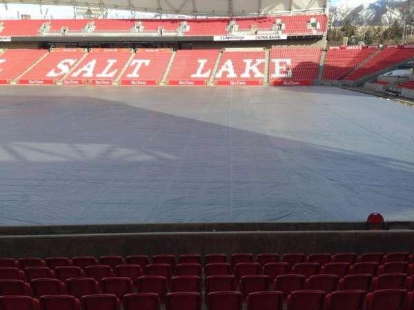 Rio Tinto Stadium, secção: 16, fila: p, lugar: 14